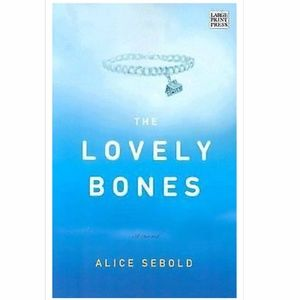 The Lovely Bones by Alice Sebold (paperback)